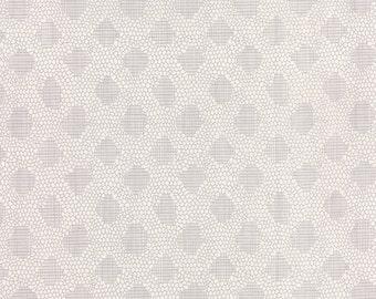 Moda Behind the Scenes Donkey Grey Gray Fabric Jen Kingwell Dot 18115-13 BTY