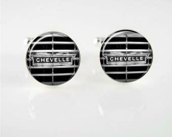 Vintage Chevelle Cuff Links