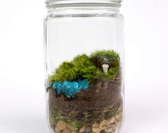 SALE // Terrarium // Wizard // 60% OFF SALE!!