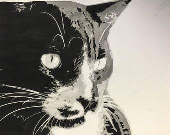 Custom Watercolor Portraits - Pets or Kids!