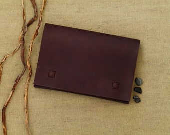 Leather Tablet Case, Leather IPad Case, IPad Leather Cover, Leather Electronic Book Case, Leather Electronic Book
