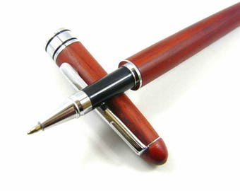 Pencil, pencil, writing instrument, in rosewood