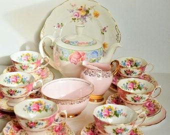 Wedgwood Tea Set Etsy