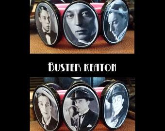 Classic Hollywood Lovers Bracelet - Dear Buster Keaton