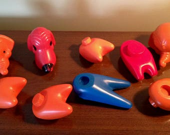 Tupperware toys zoo it yourself replacement parts