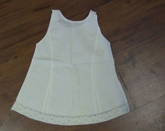 Sweet Hand-Made Vintage Doll or Infant's Petticoat