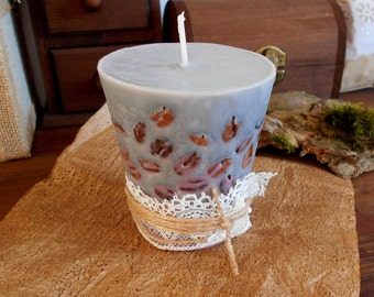 how to make coffee scented oil for candles