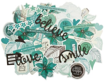 Kaisercraft Sea Breeze Collectables Die Cut Shapes