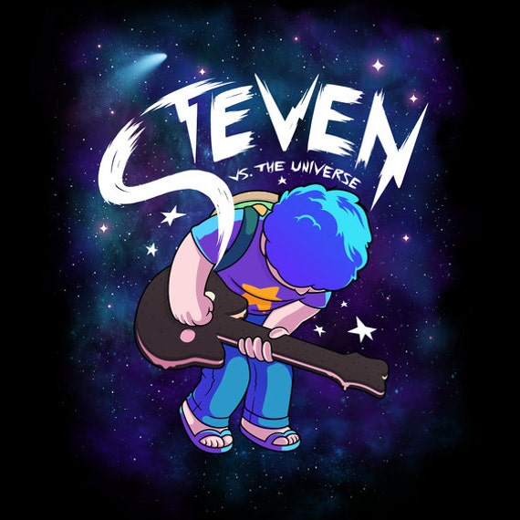Steven Vs The Universe T-Shirt - The Shirt List