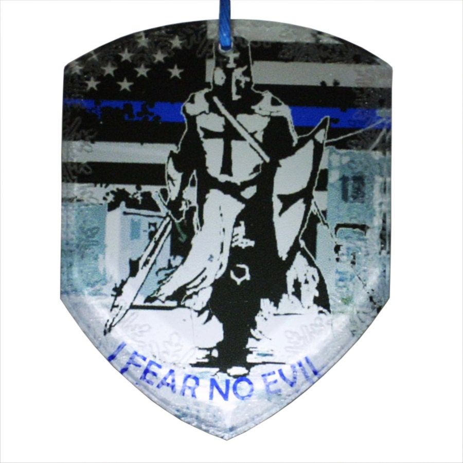 Thin Blue Line Shield Pictures to Pin on Pinterest - PinsDaddy