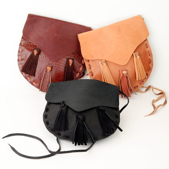 Handmade Leather Sporran