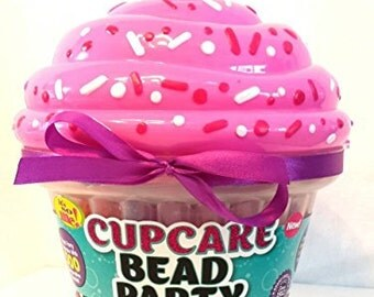 Cupcake Bead Party