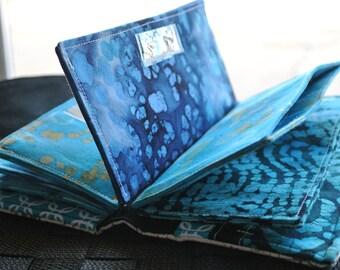 Cash Envelope System Wallet, Budget Wallet, Fabric Envelope Wallet
