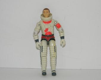 Vintage 80s G.I. Joe Action Figure Ace Fighter Pilot