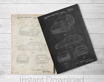 Sports Car Printables, Car Poster, Teen Room Decor, Automotive Art, PP0995