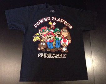 Nintendo Super Mario Power Players Children's XL