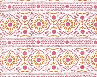 Rangila Pillow Cover in Lotus