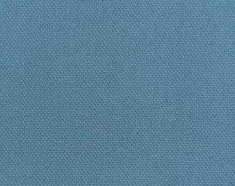 "Denim Blue Duck Cloth 60"" Wide By The Yard 9.3 oz"
