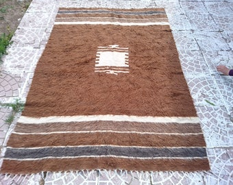 VİNTAGE Turkish KİLİM   rug  69X48