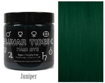 Forest Green Hair Dye