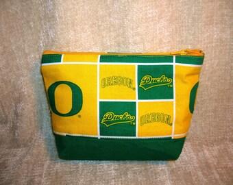Pacific Northwest Universities travel pouches -  small - UW, WSU, UO, and Gonzaga