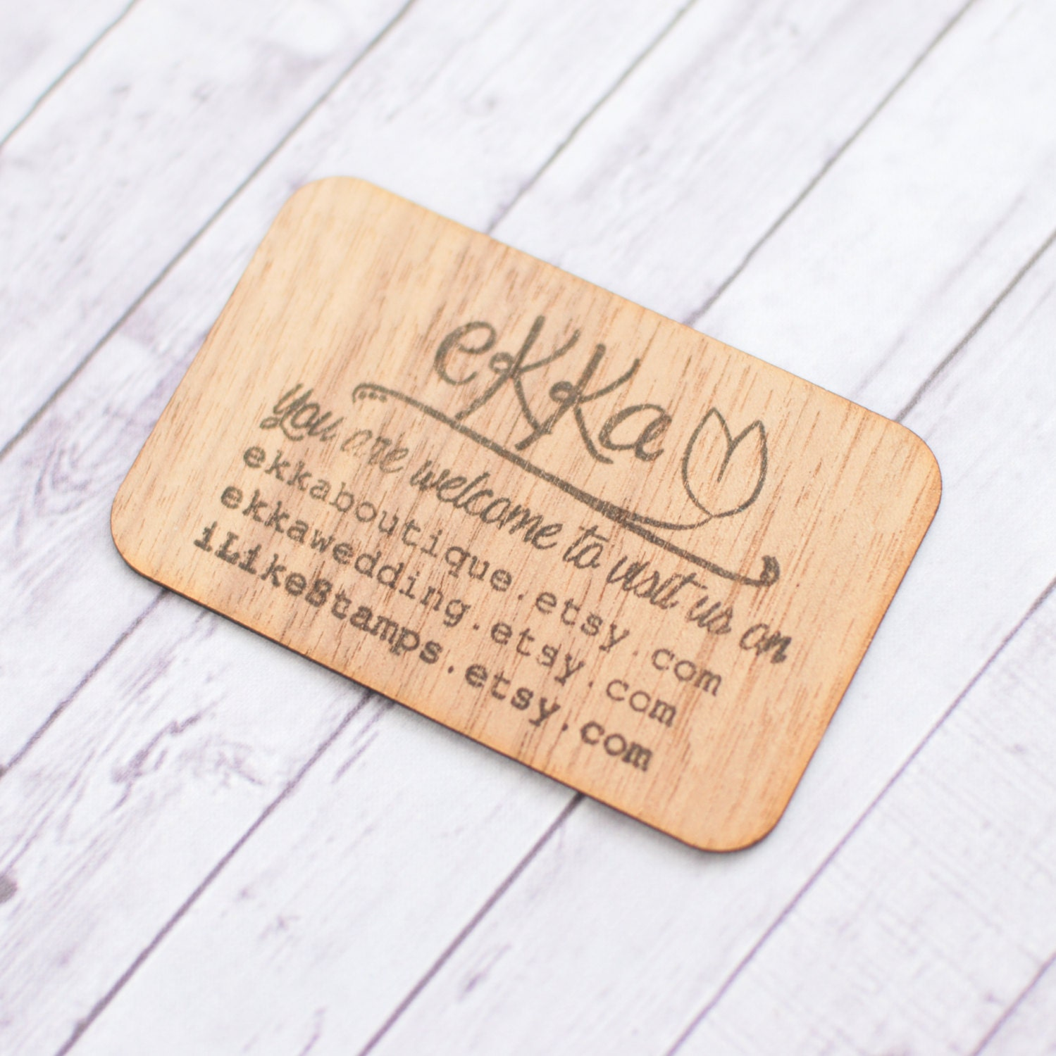wood business cards wooden business cards walnut business cards