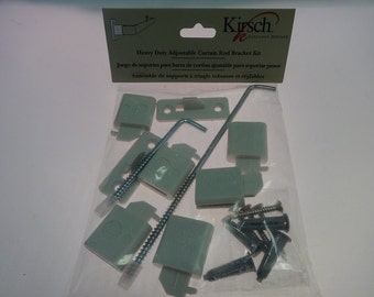 Kirsch Lockseam Curtain Rod Projection Extensions