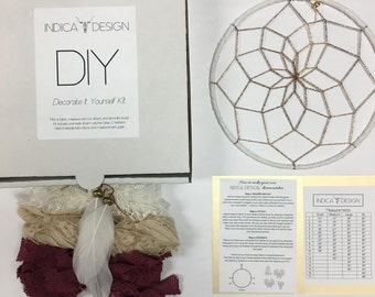 Red Rock DIY Dream Catcher Kit