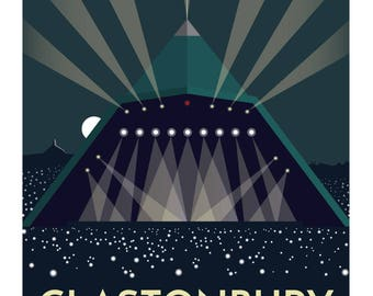 Glastonbury Festival A1