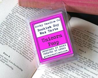 Unicorn Poop Wax Tart. ,  Soy Candles UK, Wax Tarts, Soy Melts, Scented Tarts, Soy Tarts,Tarts, Wax Melts