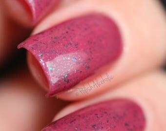 Mushy Snugglebites - 10 ml handmade nail polish