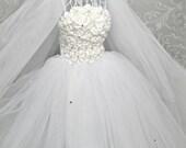 Bridal Shower Decor, White Cinderella Bride Dress Centerpiece, Ivory Bride Gown, BrideMannequin,Wedding Centerpiece,BridalShowerCenterpiece