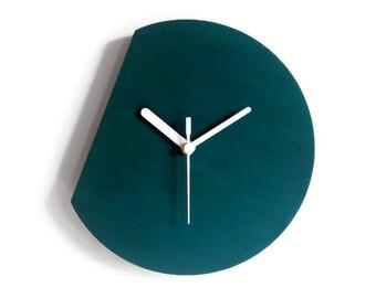 Cool Wall Clocks Etsy