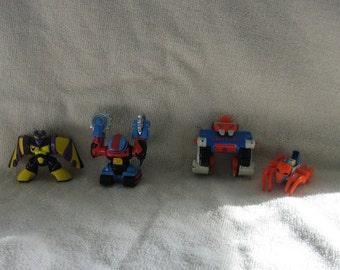 Vintage L.G.T.I. MINI-ROBOTS