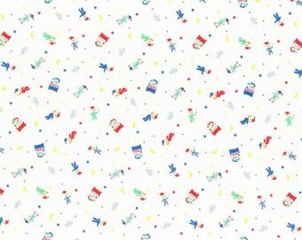 Minny Muu Collection - Fall 2016 - Bedtime Bear(White Background) - Lecien - Japan, Inc