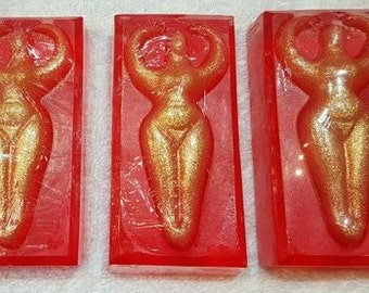 Patchouli Goddess glycerine soap