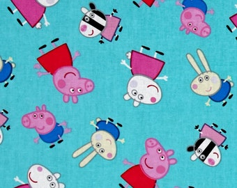 Peppa Pig and Friends in Aqua