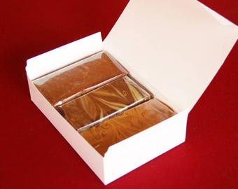 Peanut Butter Lovers Assorted Fudge Box 1.5 lbs
