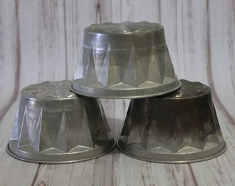 Large jello molds etsy for Kitchen craft baking supplies