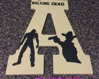 The walking dead letter