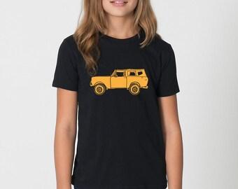 KillerBeeMoto: Vintage American Off Road Vehicle Truck Scout II Short Or Long Sleeve Shirt