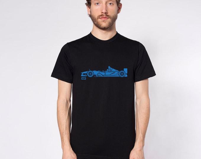 KillerBeeMoto: Limited Release Formula One Style Race Car Short & Long Sleeve Shirt