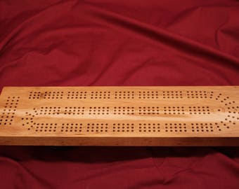 0377 Cribbage Board