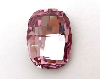 4795 LIGHT AMETHYST 28mm Swarovski Crystal Graphic Fancy Stone