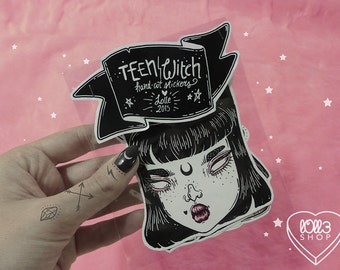 Teen Witch (Stickers)