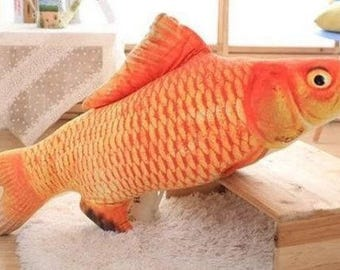 Koi Fish Stuffed Toy for Cat