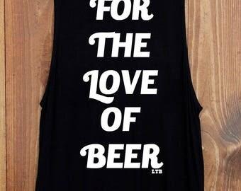Love of Beer Signature Tank