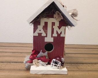 Texas A&M University Birdhouse