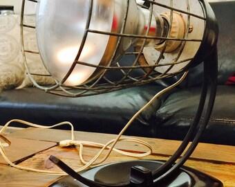 Vintage GE Industrial Lamp