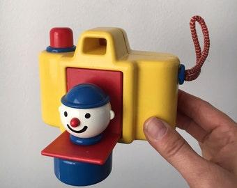 Vintage Ambitoys toy camera